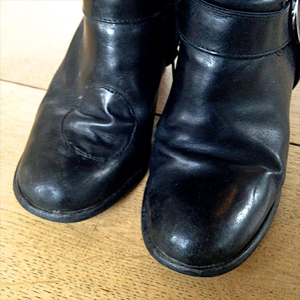 Astrids schoenen, Foto: Astrid Poot