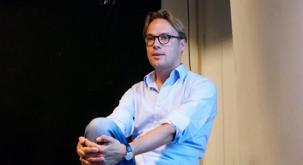 Maarten P. Kappert betoogt en zoekt duurzaamheid in de samenleving.